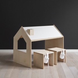 Mesa - Escritorio para niños   by Kutikai