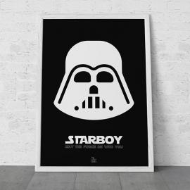 Lámina Star Wars | Star Boy