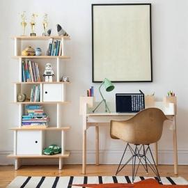 Escritorio - Mesa de Estudio   by Oeuf
