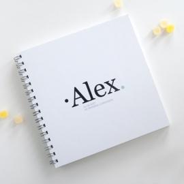 Libro de Firmas de Comunión | Point M