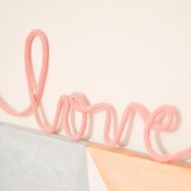 Nombre en Tricotin | Love