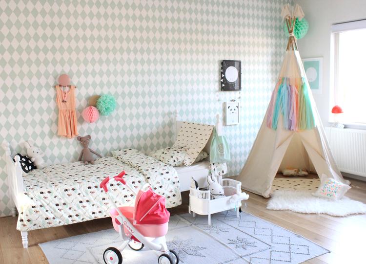 ideas de decoración para habitaciones infantiles