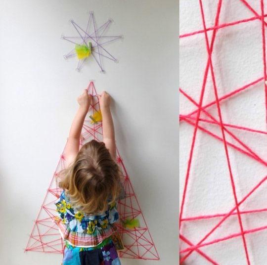 20 ideas originales para que tu rbol de navidad sea el - Ideas arbol de navidad ...