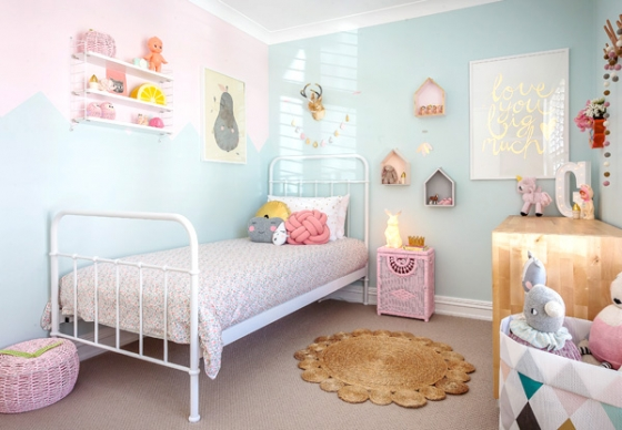 Habitaciones infantiles decoracion ikea for Little kids room