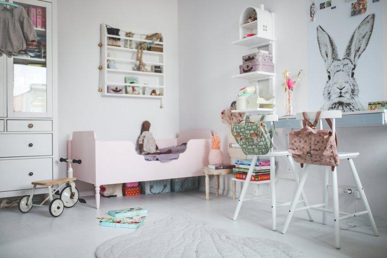 Nspirate con esta maravillosa habitaci n infantil en - Habitacion infantil compartida ...