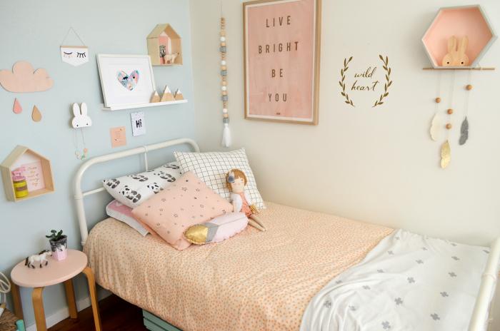 Nos inspiramos con una habitaci n infantil de estilo for Decoracion infantil estilo nordico