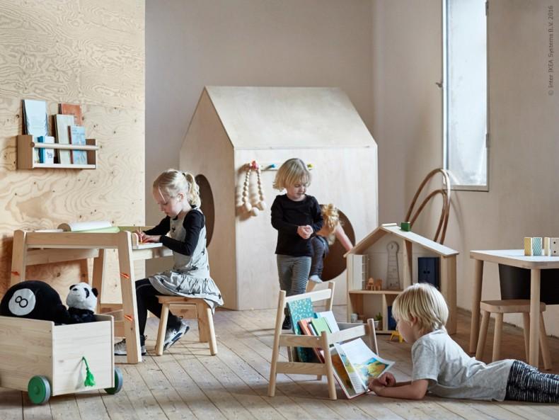 Flisat la nueva colecci n de muebles para dormitorio - Muebles de ninos ikea ...