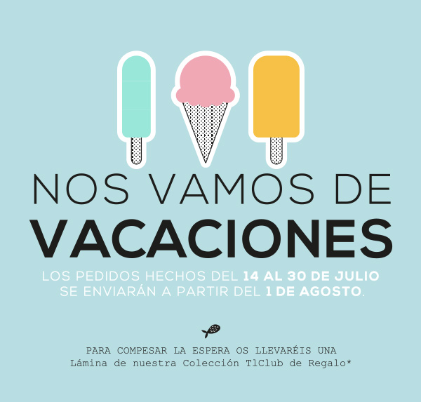 newletter-VACACIONES