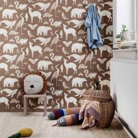 Papel Pintado Animals | Toffe