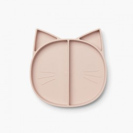 Maddox multi plate - Cat rose