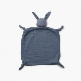 Cuddle Cloth - Rabbit blue