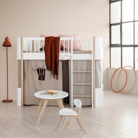 Cama Wood Loft Mini+