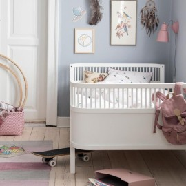 Sebra Bed, Junior & Grow