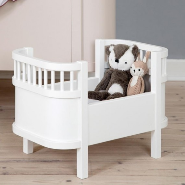 Sebra Dolls Bed
