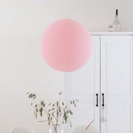 Lámpara de techo Ball | Rosa Claro
