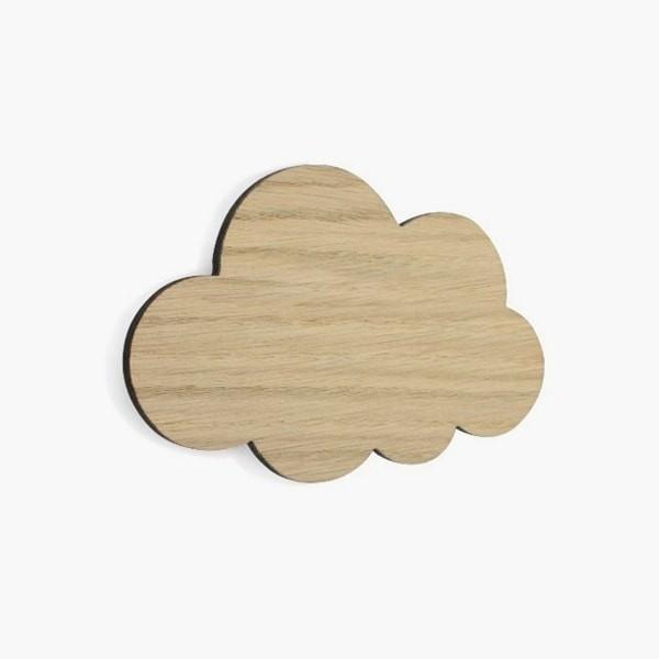 Cloud Hook | oak