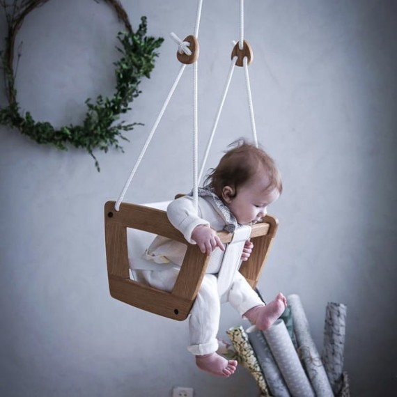 Toddler swing | Finishes