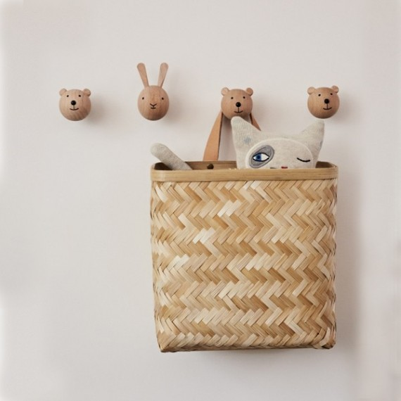 Sporta Wall Basket