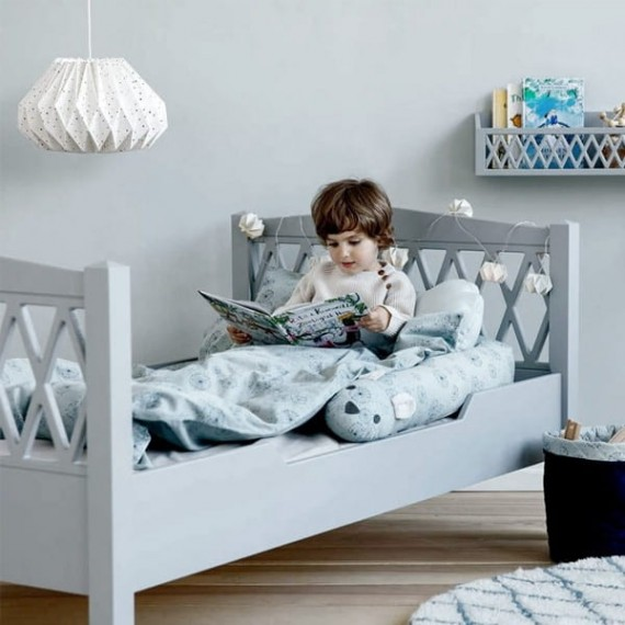 Harlequin Bed | Options