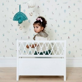 Harlequin Kids Storage Bench | Colors