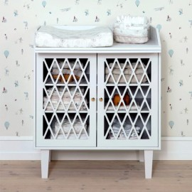 Harlequin Changing Table | Colors