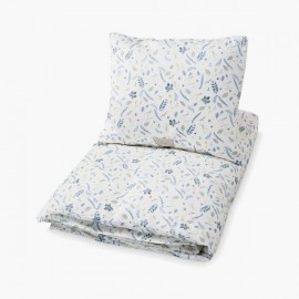 Duvet Cover | Leaves Blue