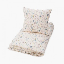 Duvet Cover | Leaves Rosa