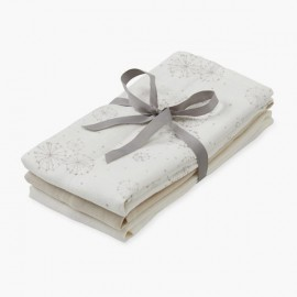 Muslin Cloth, Mix 3 Pack | Dandelion