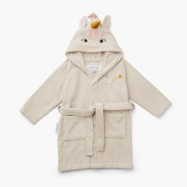 Lily Bathrobe - Unicorn sandy