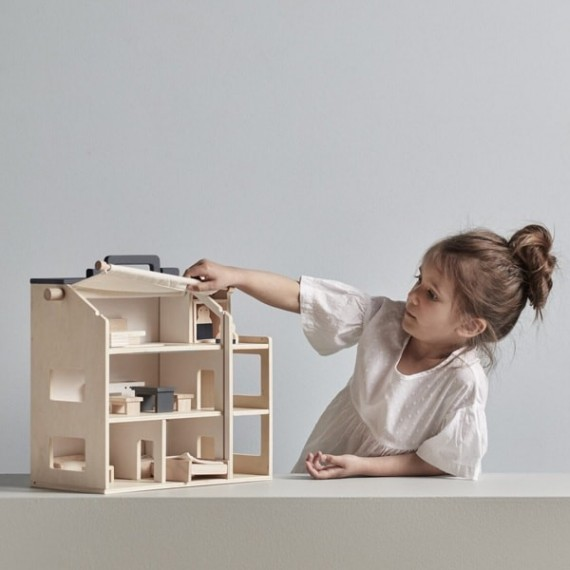 Studio house with furnitures AIDEN