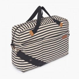 Mum diaper bag BEIGE STRIPES