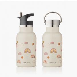 Anker / Water Bottle - Rainbow love sandy
