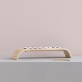 Xylophone plywood white