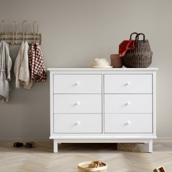 Seaside Dresser | 6 Drawers