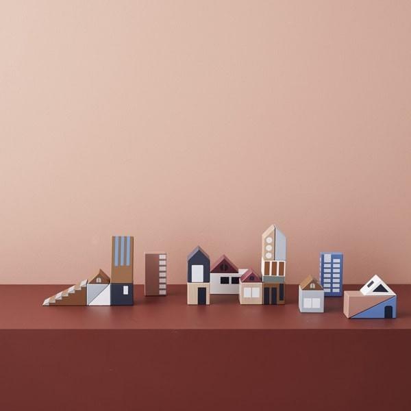 Bloques Construcción Ciudad