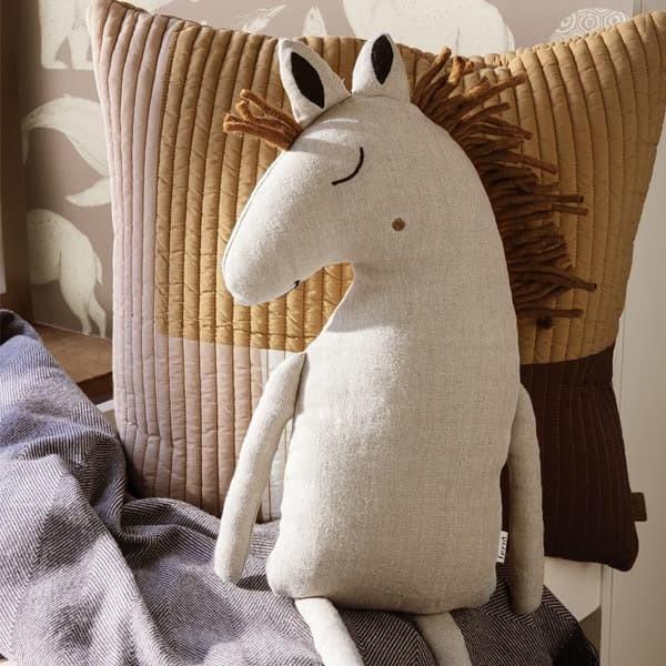 Safari Cushion - Horse