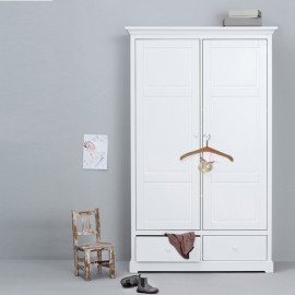 Seaside Wardrobe with 2 doors