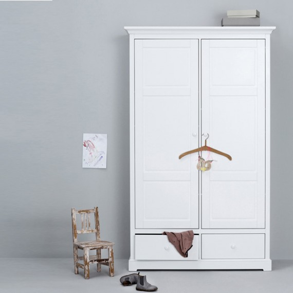 Seaside Wardrobe with 2 doors