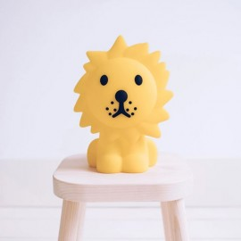 First Lion Lamp