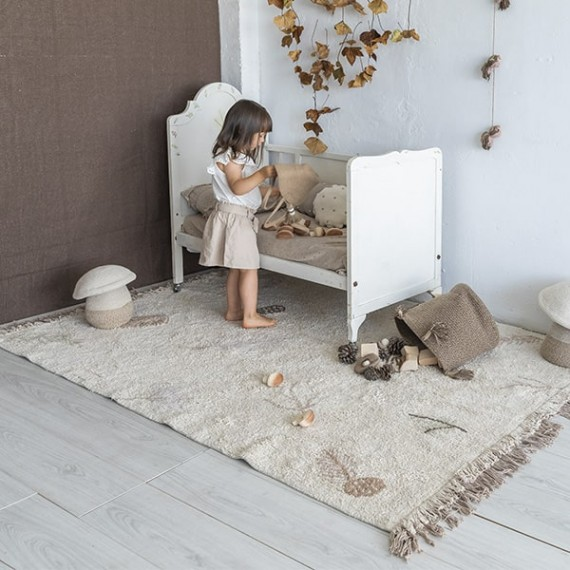 Washable rug Pine Forest