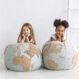 Puff World Map
