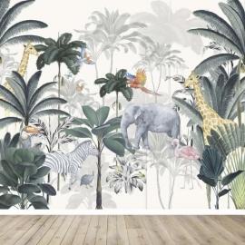 Mural Jungle