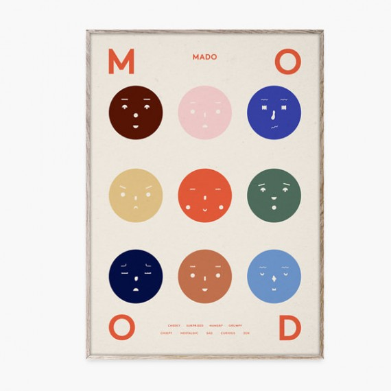 Moods Poster