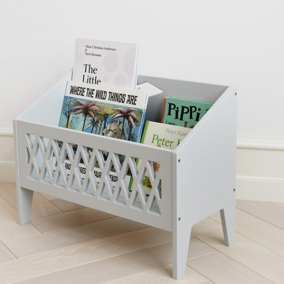 Harlequin Book Bench | Colors