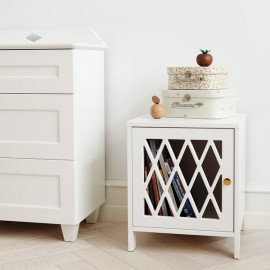 Bedside Table - Harlequin