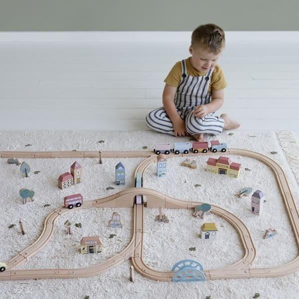 Railway Train XXL Set - Starterkit
