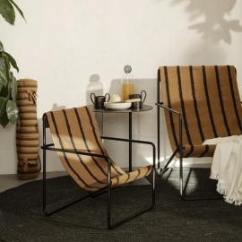 Silla Desert Stripe | Acabados