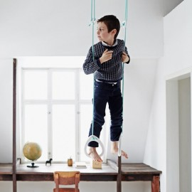 Indoor Gymnastics Rings