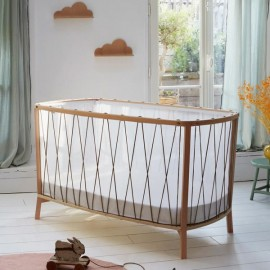 Kimi Baby Bed | Finishes