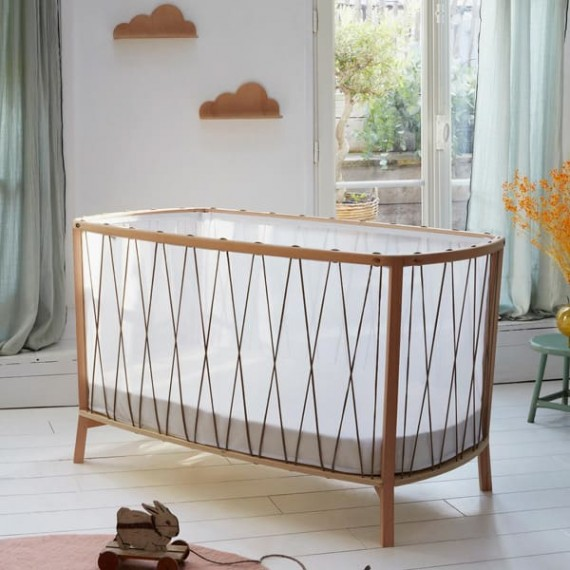 Kimi Baby Bed   Finishes